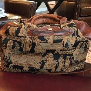 Vintage ARazzo tapestry bag